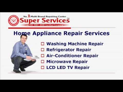 SUPER SERVICES | Home Appliances Repair