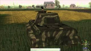 Panzer Elite - PP2-X mod - King Tiger