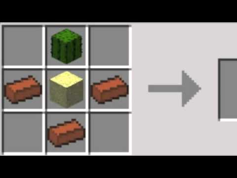 Minecraft Ideas Crafting