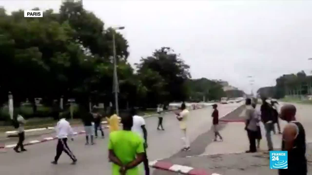 GABON - Tirs à Libreville, des hélicoptères survolent la capitale