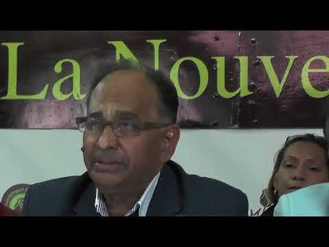 Maurice Info - [Vidéo Intégrale] Conférence de presse du MP du 16 Septembre  2017