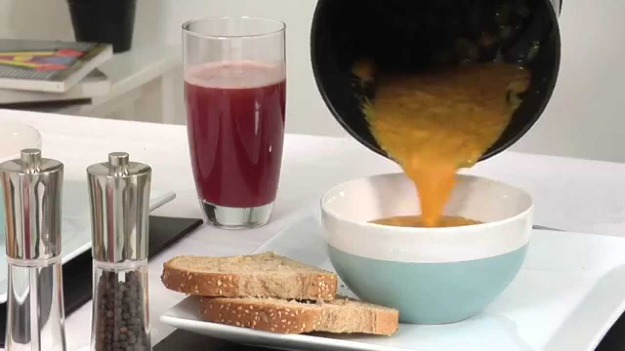 morphy richards saute and soup maker instructions