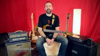 Billy Idol - Rebel Yell - Guitar Solo - Steve Stevens - Tutorial - w/ SlowMo