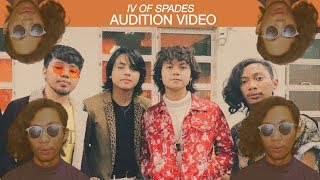 IV OF SPADES NEW MEMBER?