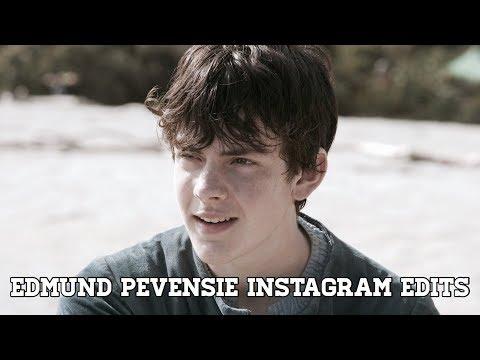 Edmund Pevensie Instagram Edits