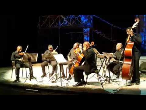 A Luta Continua (Miriam Makeba) - Resonance String Quartet Live at UJ Arts Centre