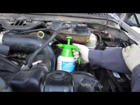 Ford F350 Powerstroke Revive Turbo Cleaner Treatment
