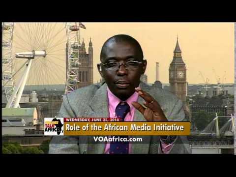 Straight Talk Africa guest Julius Mucunguzi on New Media