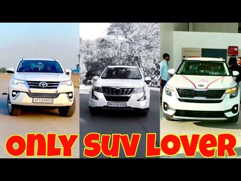 New Modified Fortuner👑Vs Xuv 500🔥Vs Kia Seltos❤️ lover video 2021||M.H.A TikTok