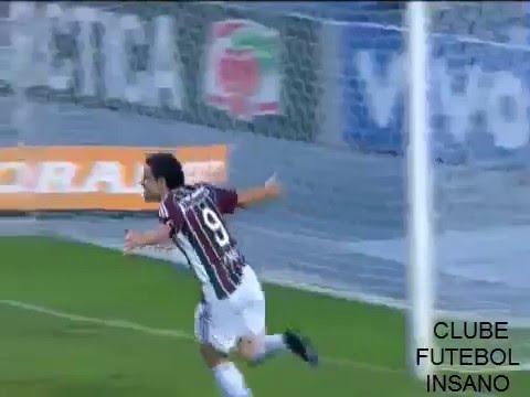 Gols Insanos - Gol Fred (Fluminense x Coritiba)