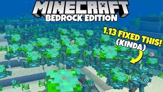 Why Minecraft 1.13 Is One Of The BEST Bedrock Edition Updates!