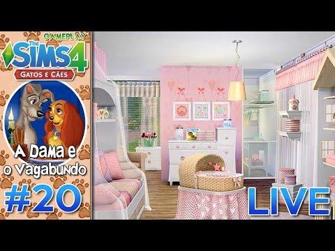 LIVE - Reforma do quarto do bebê #20 - Pablo e Nina