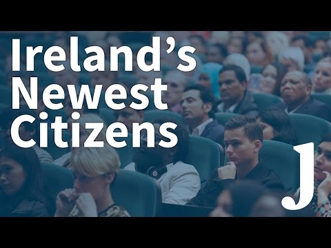 Ireland's Newest Citizens