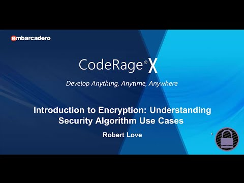 #20 - Introduction to Encryption: Understanding Security Algorithm Use Cases