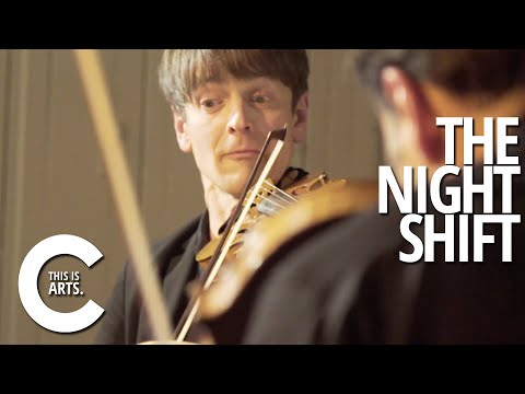 THE NIGHT SHIFT EXPERIENCE | CANVAS EXPLORES