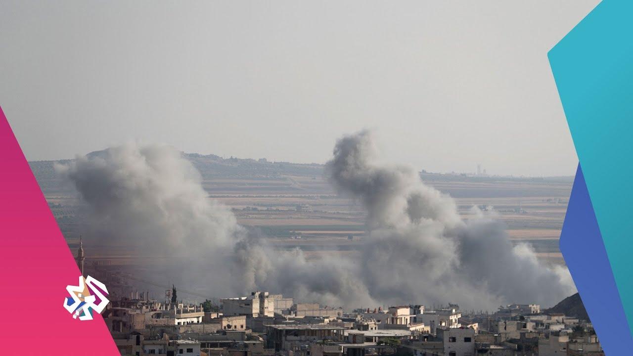 قناة العربي:العربي اليوم│سوريا .. النظام يواصل خرق الهدنة في إدلب