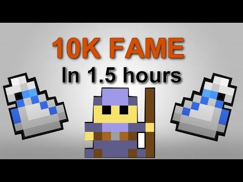 ROTF | HOW TO GET 10K FAME IN 1 5 HOURS