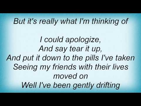 Dido - Never Want To Say It's Love Lyrics