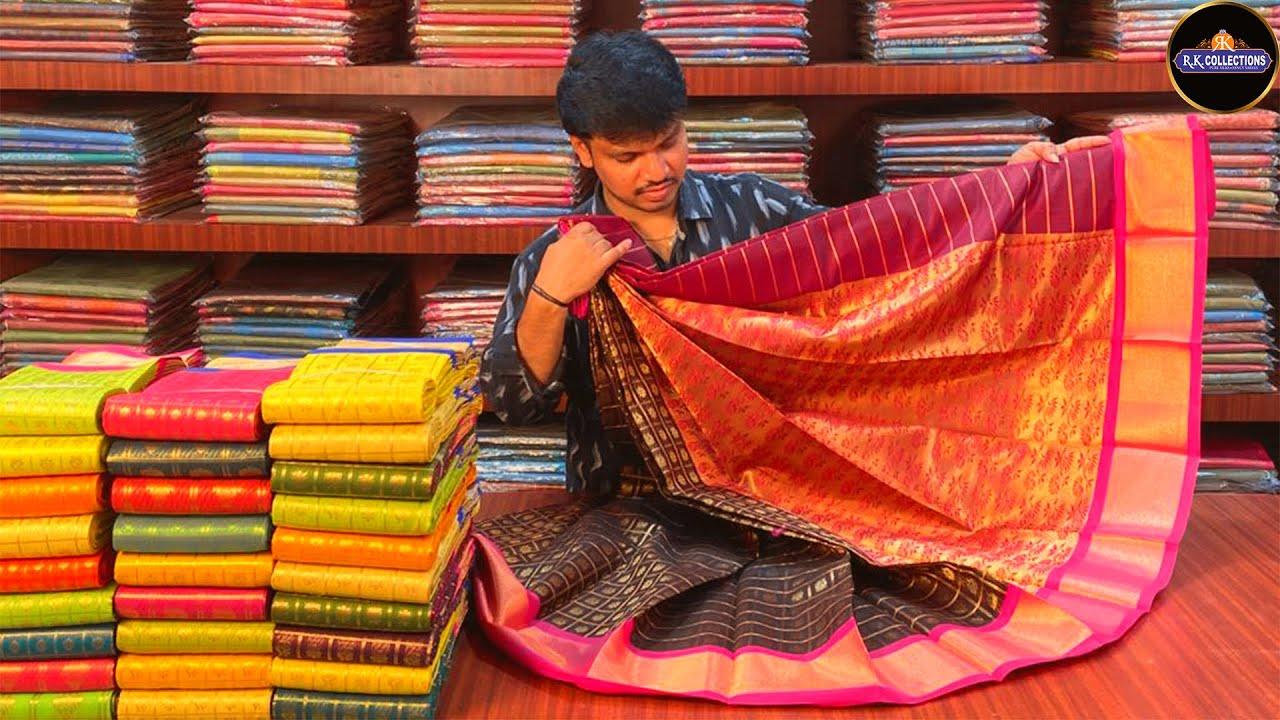 Latest Kuppadam Sarees Collection