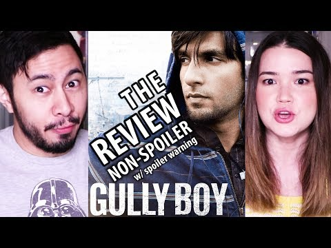 GULLY BOY | Ranveer Singh | Alia Bhatt | Zoya Akhtar | Review! Mp3