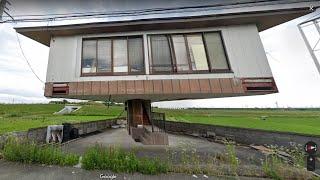 Когда люди видят этот дом, они не могут поверить своим глазам. Самый странный дом Японии!