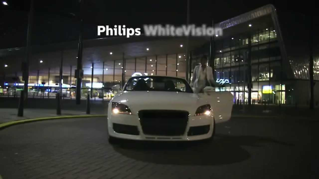 Philips WhiteVision - YouTube