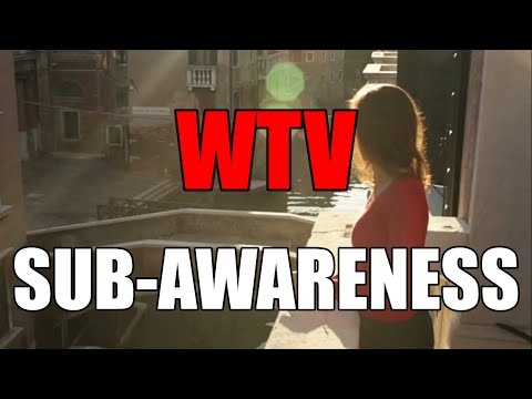 What You Need To Know About SUB-AWARENESS And LIFE EVENTS