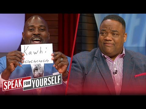 Kawhi, Steph or McCollum - Who had the most impressive weekend? | NBA | SPEAK FOR YOURSELF