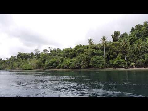 Boat trip to Salawati, Raja Ampat