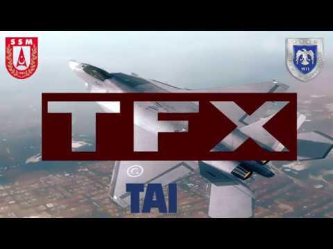TAI TFX Milli Muharip uçak projesi