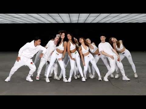Come Together Group Tutorial x Rexona Dance Studio – Now United