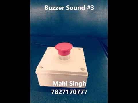 Buzzer Sound Effect #3