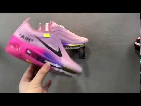 Serena Williams Off-White x Nike Air Max 97 Queen - YouTube 103d60c74