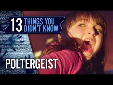 Poltergeist - 13 Things You Didn't Know About the Original (2015) HD