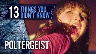 Poltergeist - 13 Things You Didn
