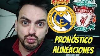 😱¡¡SE ACERCA!! • REAL MADRID vs LIVERPOOL • PARTIDAZO DESCOMUNAL • PREVIA y PRONÓSTICO