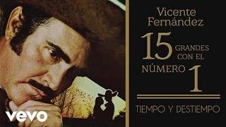 Video Vicente Fernández - Tiempo y Destiempo (Tema Remasterizado) [Cover Audio] download MP3, 3GP, MP4, WEBM, AVI, FLV Agustus 2018