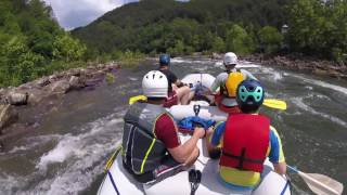 Upper Ocoee Rafting