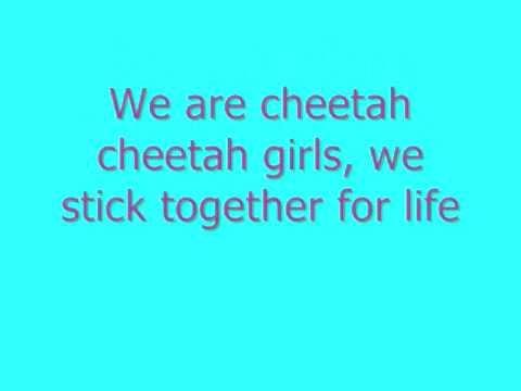 Cheetah Girls One World Cheetah Love Lyrics