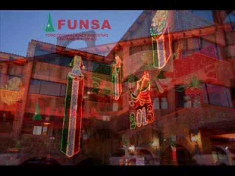 expo funsa todo decoraciones navidad y fiestas patrias