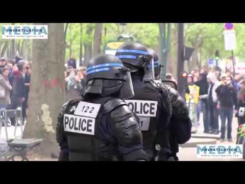 [Violences du 1er mai 2018] Scènes de guérilla urbaine au cœur de Paris Mp3