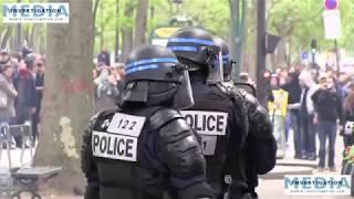 [Violences du 1er mai 2018] Scènes de guérilla urbaine au cœur de Paris