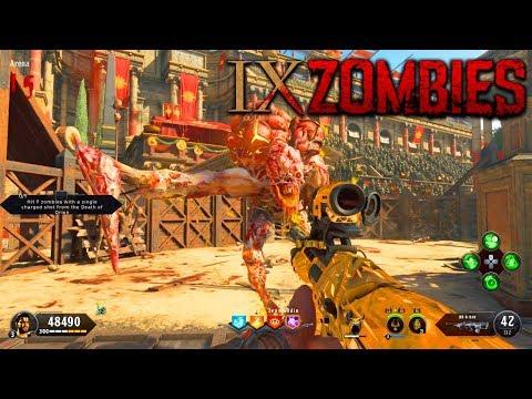 BLACK OPS 4 ZOMBIES IX GAMEPLAY WALKTHROUGH (Call of Duty Black Ops 4 Zombies) thumbnail