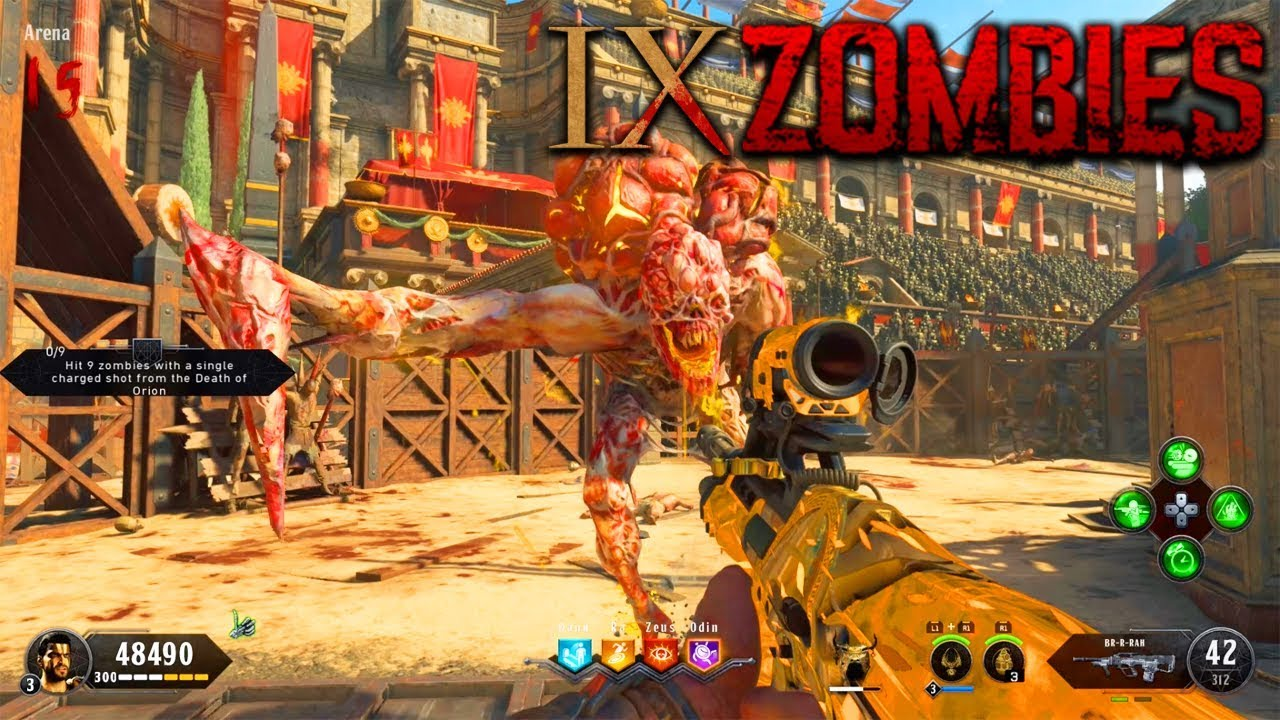 Black Ops 4 Zombies Strategy Guide – Best Weapons, Map ...