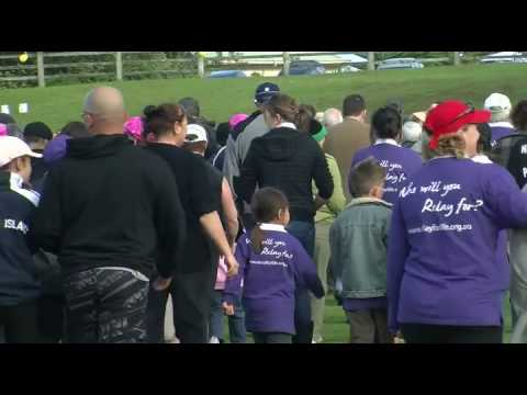 Relay for Life, Norfolk Island 2010