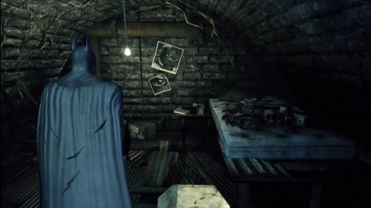 Arkham Asylum Killer C...