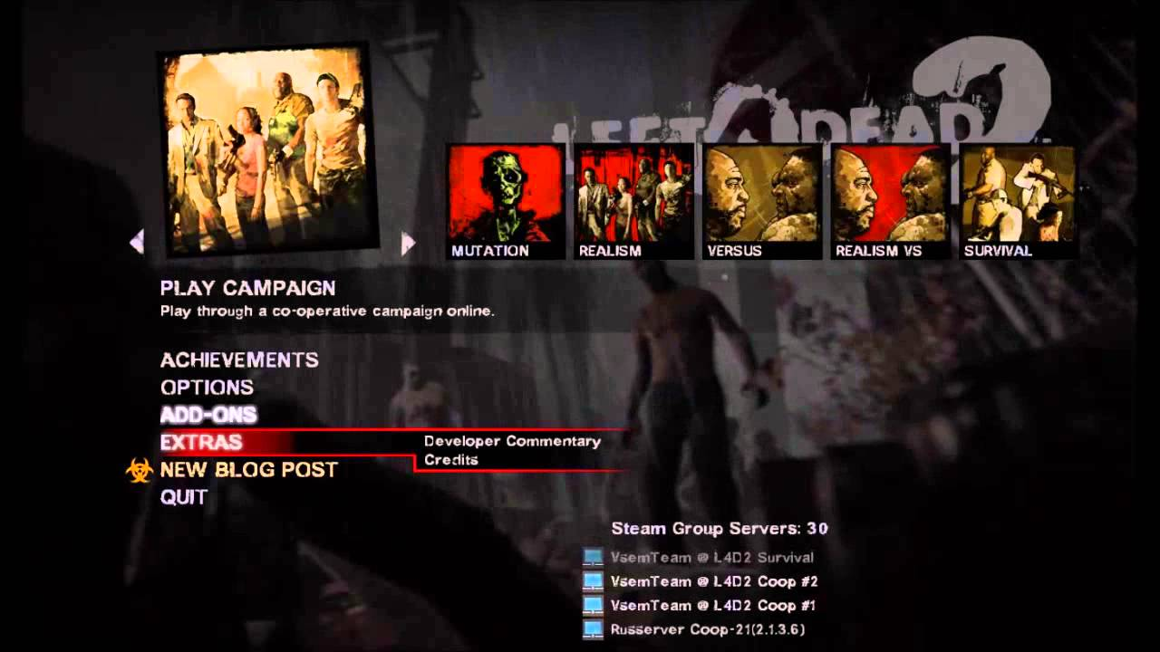 Left 4 Dead 2: How To Install Custom Map Packs (PC) - YouTube L D Maps on