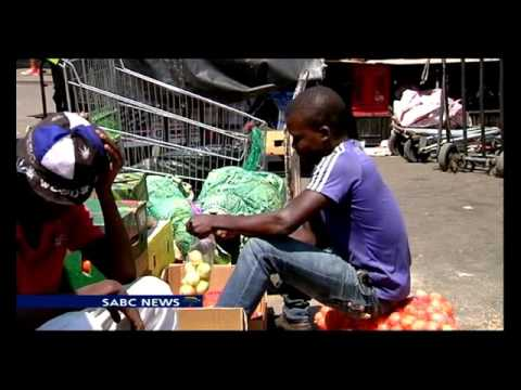 City of Johannesburg says it is not unfairly targeting informal traders