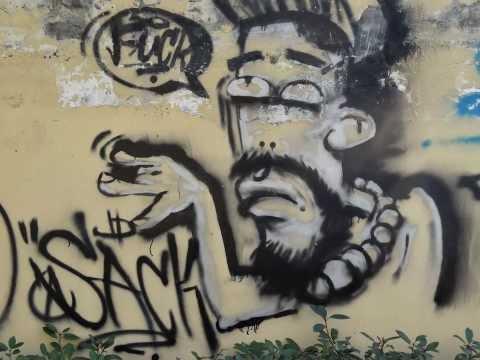 Xiasha Graffiti