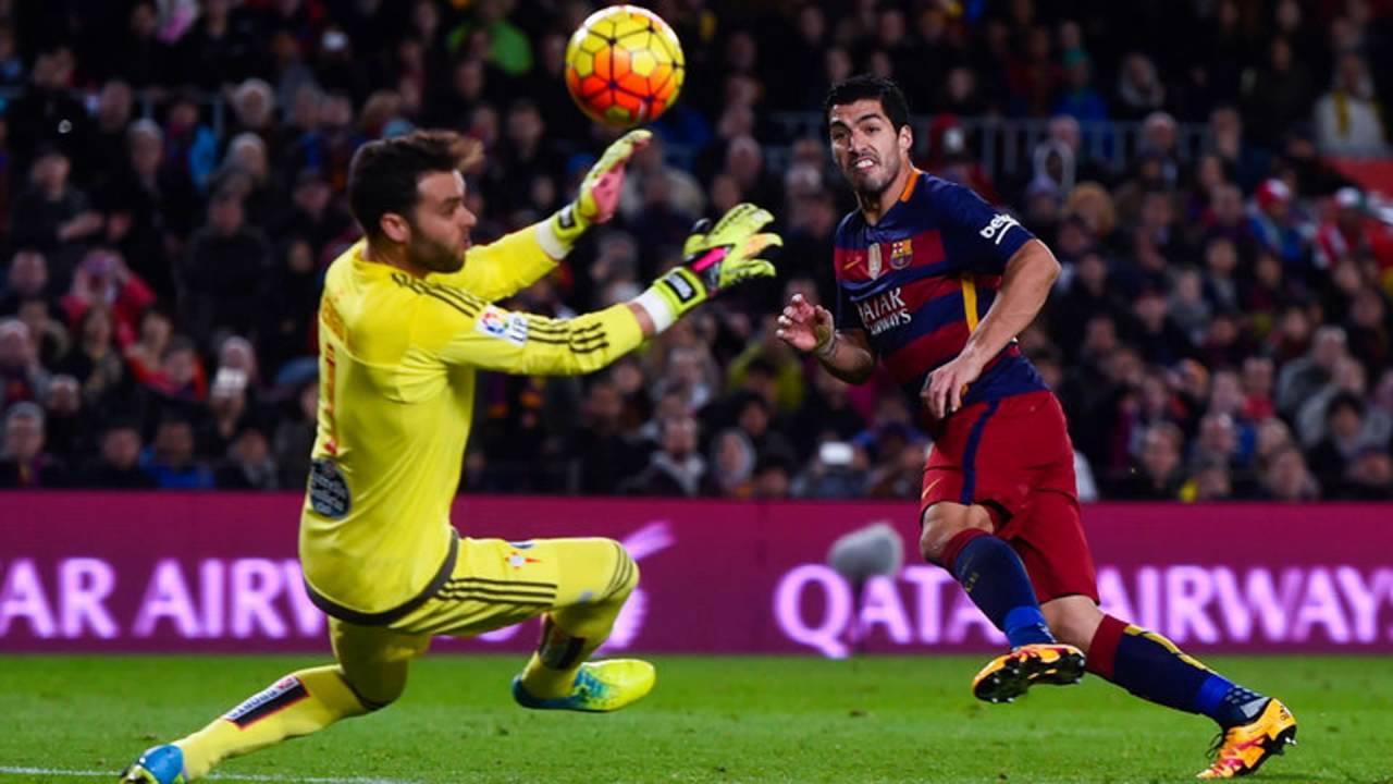 Barcelona Vs Celta Vigo Highlights Youtube